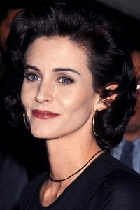 Courteney Cox before