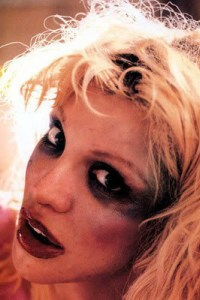 Courtney Love before