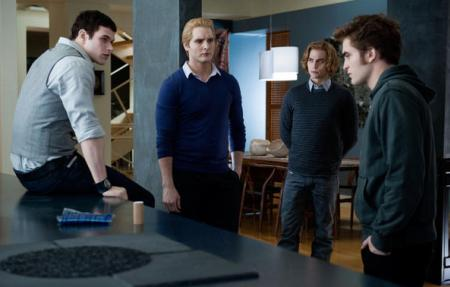 The Cullen clan in Eclipse