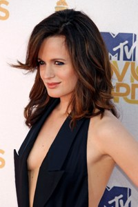 Elizabeth Reaser at the MTV Movie Awards