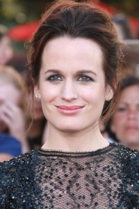 Elizabeth Reaser at the Eclipse premiere