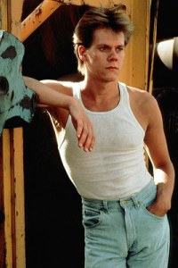 Kevin Bacon in the original Footloose