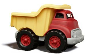 Green Toys Dump Truck