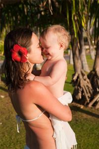 Hawiian Baby