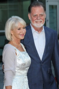 Helen Mirren and her husband, director Taylor Hackford