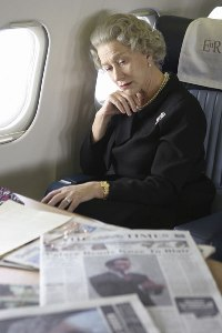 Helen Mirren is The Queen