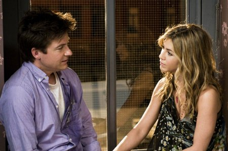 Jennifer Aniston and Jason Bateman in The Switch