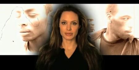 Jolie World Refugee Day video