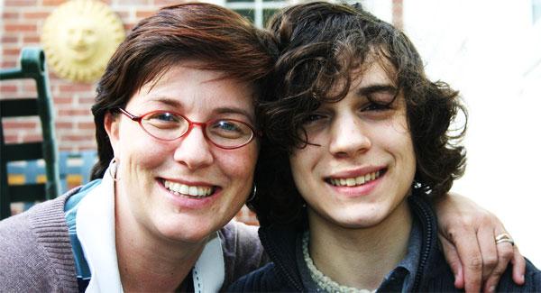Katie Allison Granju and Henry Granju