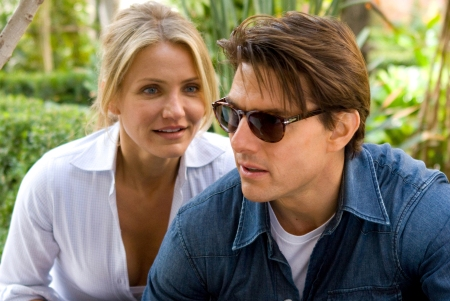 Knight and Day stars Cameron Diaz and Tom Cruise