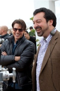 Tom Cruise and Knight and Day director