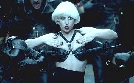 Lady Gaga Alejandro video