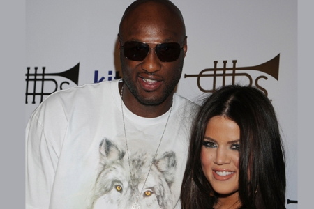 A new little Laker for Lamar Odom?