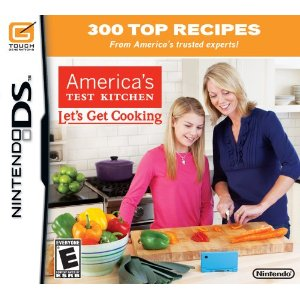 America's Test Kitchen: Let's Get Cooking video game