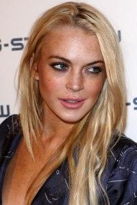 Lindsay Lohan likes fresh breath