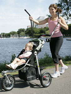 Love Handles Stroller