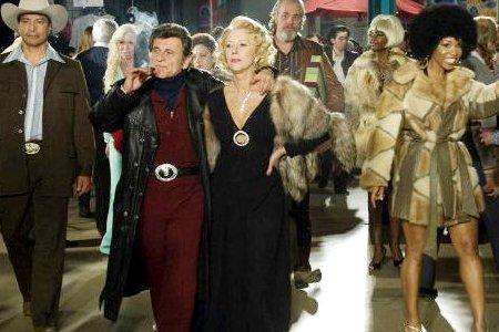 Joe Pesci and Helen Mirren in Love Ranch