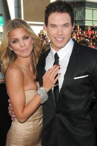 Kellan Lutz and Anna McCord