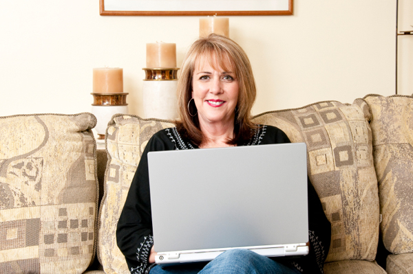 Mature Women On Computers 94