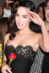 Megan Fox dishes film and fame