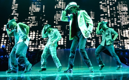 Michael Jackson banks $783 million!