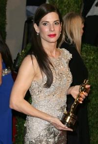 Sandra Bullock's performance!