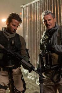 Bradley Cooper and Liam Neeson
