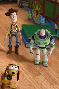 Toy Story stars Tom Hanks and Tim Allen