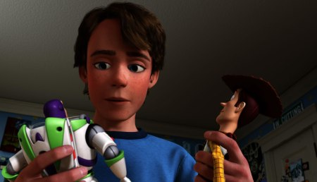 Toy Story 3 resonates with kids of all ages