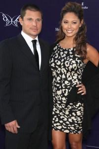 Nick Lachey and Vanessa Minnillo