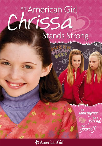 An American Girl Chrissa