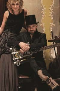 Kristian Bush and Jennifer Nettles are Sugarland