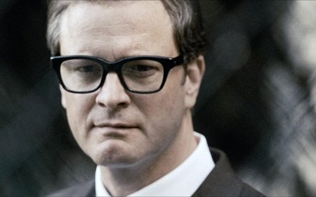 Colin Firth is A Single Man