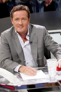 Piers Morgan for Larry King Live?