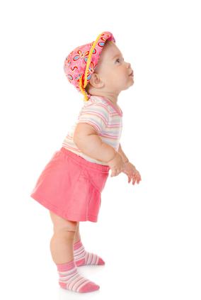 baby-standing