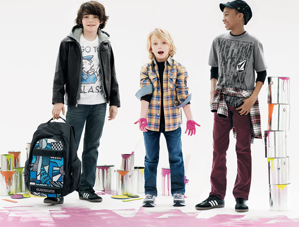 Boys trends denim