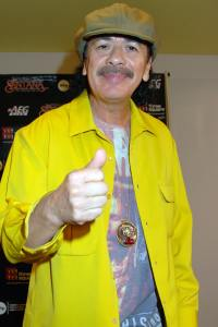 Santana's onstage proposal!