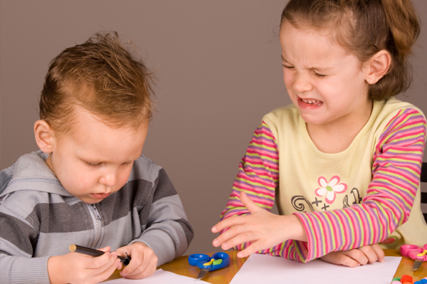 Not Sharing Toys : Simple strategies to change bad behavior