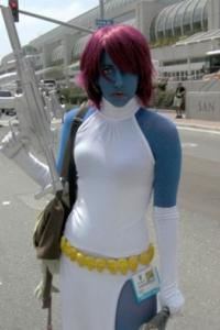 Comic Con day one