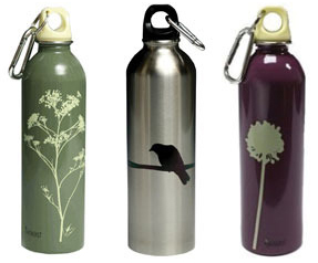 Earthlust water bottles