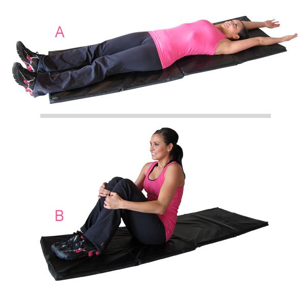 Get fit indoors