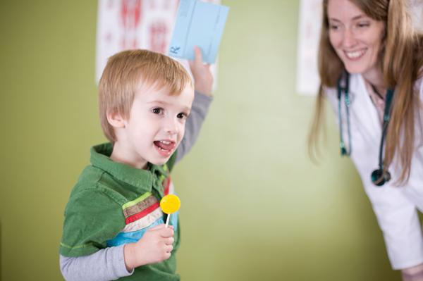 Green pediatrician