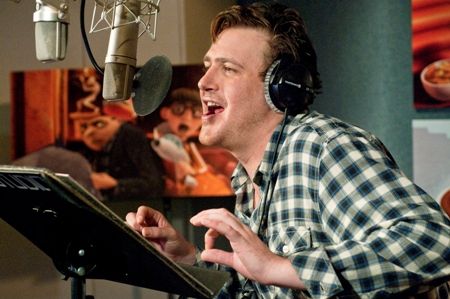 Jason Segel is Vector in Despicable Me