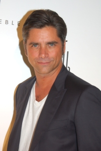 John Stamos is in court today