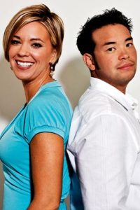 Jon and Kate Gosselin in happier days