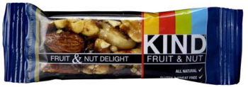 KIND Mini Fruit and Nut Bars
