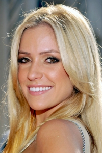 Kristin Cavallari at The Hills finale red carpet