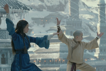 Nicola Pratz in The Last Airbender