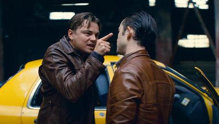Leonardo DiCaprio and Inception continues its hot run