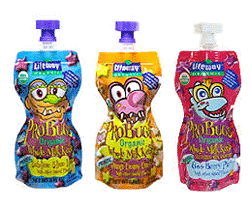 Kid-friendly health products